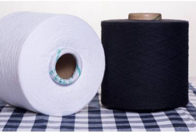 Sustainable Woven Fabric Made in Recycled Colored Weaving Yarn