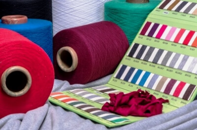 Colors displyed in Soild and Melange Shades as per our recylce yarn Shadecard